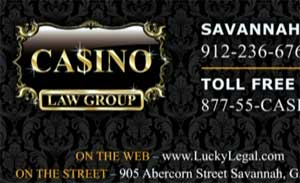 Casino law group super bowl commercial